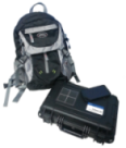Backpack Radioisotope Device